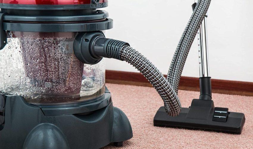 Carpet cleaning appliances